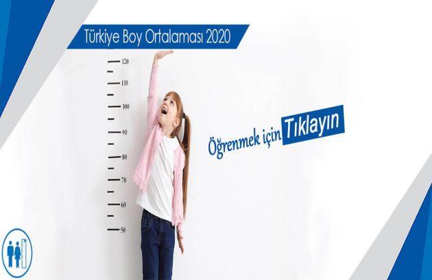 Türkiye Boy Ortalaması 2020 Boy Ameliyatı